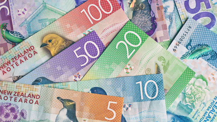 New Zealand currency