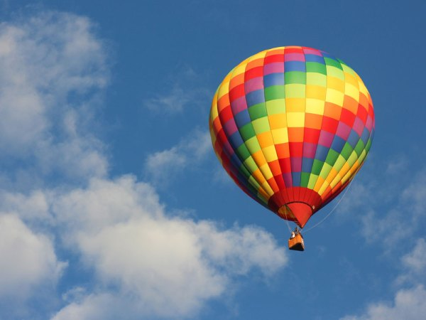 hot air balloon # 1