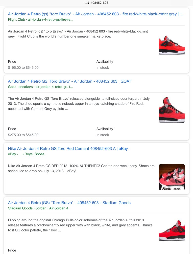 new products d542b ab9d6 How to Sell Sneakers on eBay   Jordan + Nike + Adidas