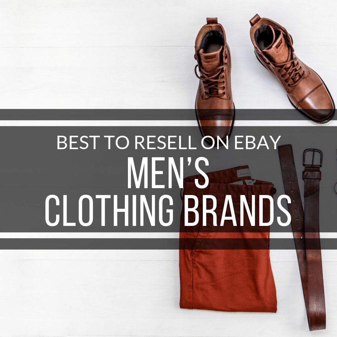13 Best Men S Clothing Brands That Sell On Ebay Exploring Life S Beauty