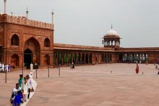 Jama Mosque, Delhi