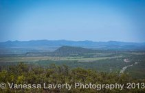 View from the James Earle Lookout between Palmer River and Lakeland Downs