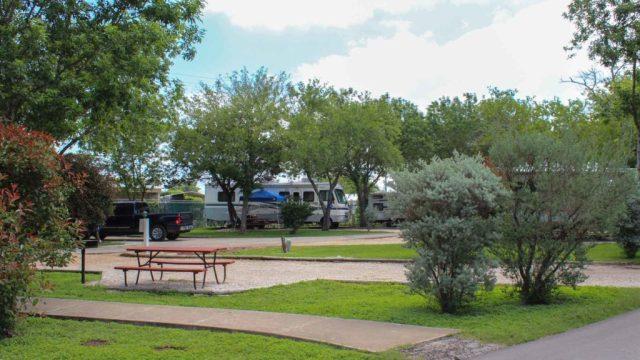 Austin Lone Star RV Resort saved our RV trip