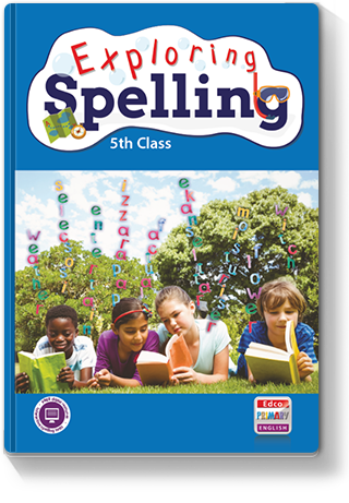Exploring Spelling 5th class cover