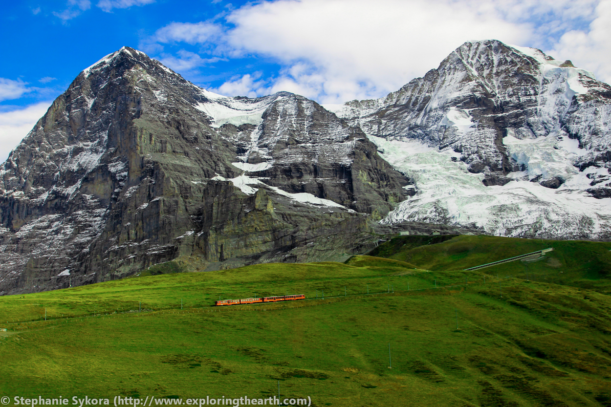 How The Alps Assembled Mountain Building 101 Switzerland