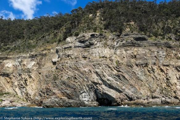 Maria Island, Maria, Tasmania, Australia, geology, travel, blog, adventure, hiking, exploring, earth, science, rocks, nature, geomorphology, folded, metamorphosed, mathina, supergroup, rocks, unconformity, great unconformity