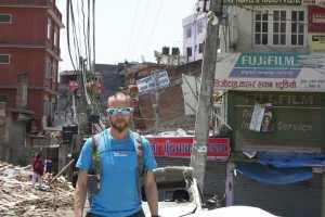 Kathmandu jordskjelv