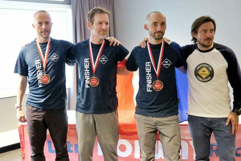 Canal-Aventure :: 1 2 3, Ultra Norway Race