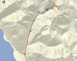 GPS route with photographs