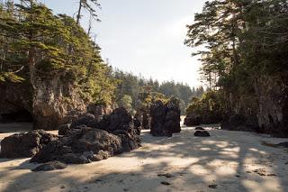 Cape Scott Provincial Park, San Joseph Bay
