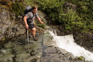 Hiking and Climbing Triple Peak via the Southeast Ridge