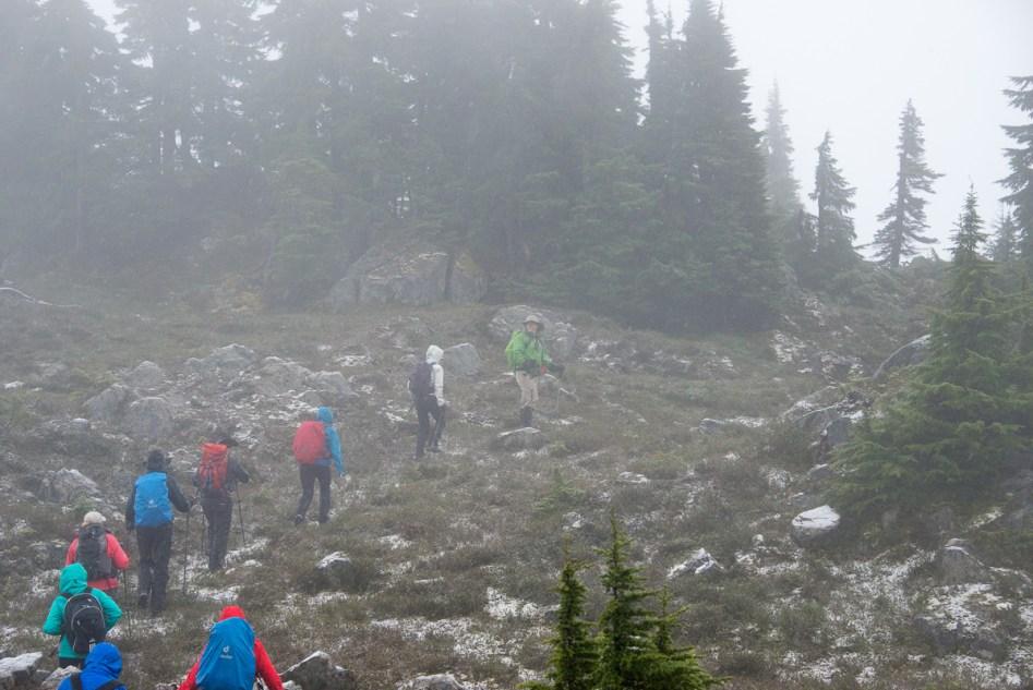 gemini mountain, hiking near nanaimo, matthew lettington, island mountain ramblers