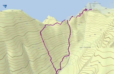 Mount Milner, Prince of Wales Range