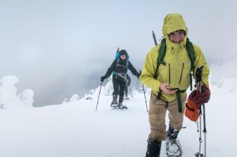 Hiking to Springer Peak on Vancouver Island
