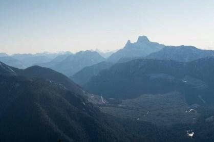 peaks of the Sutton Range