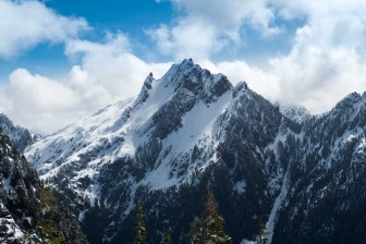 Sawtooth Peak and Fang