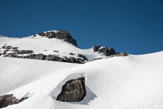Big Interior Mountain in Strathcona Park