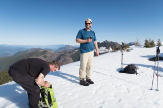 checking to make sure we are at the top