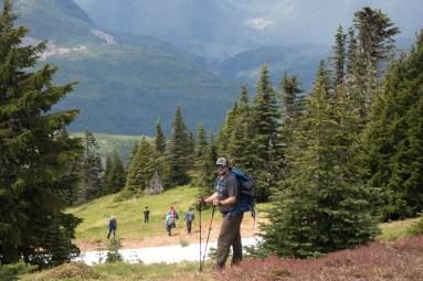 Green Mountain via Sno Bird Trail-4199
