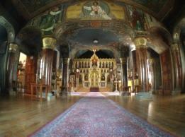Holy Trinity Monastery - Jordanville, NY Church #1 Fisheye