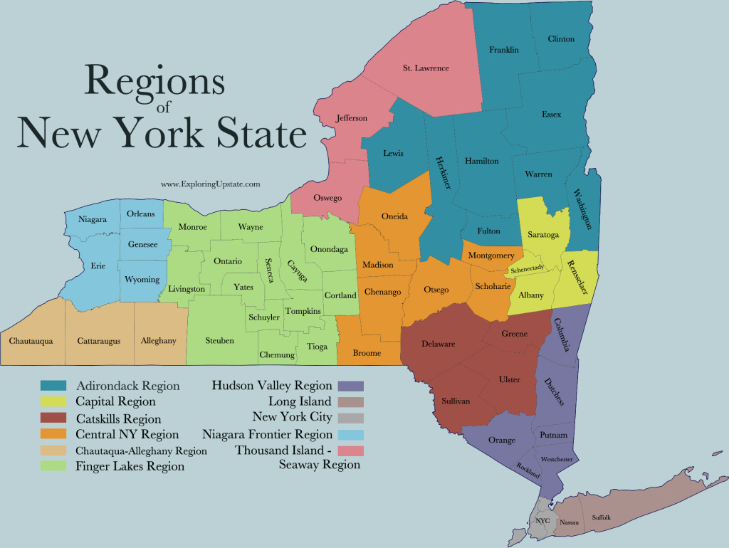 Facts About New York State