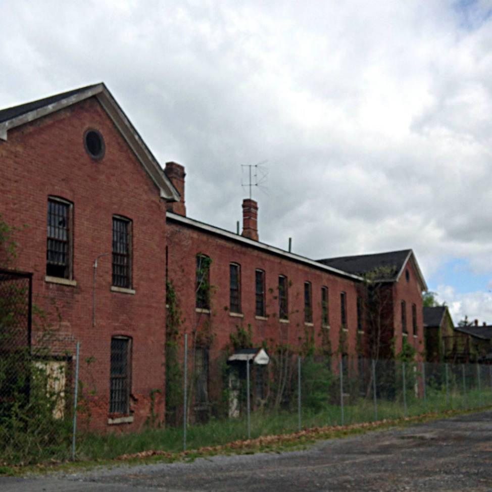 An Inside Tour Of 'Willard Asylum For The Chronic Insane