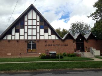 Mt Erie Baptist Church in Niagara Falls, New York