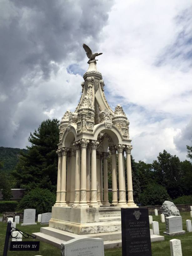 West Point Military Academy Cemetery