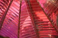 Red Frensel Lens