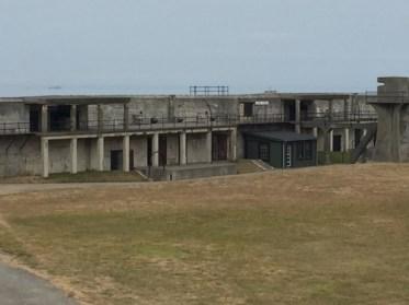 Fort Casey Inside