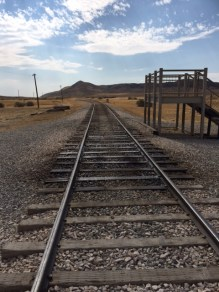 Place of the Transcontinental Railroad