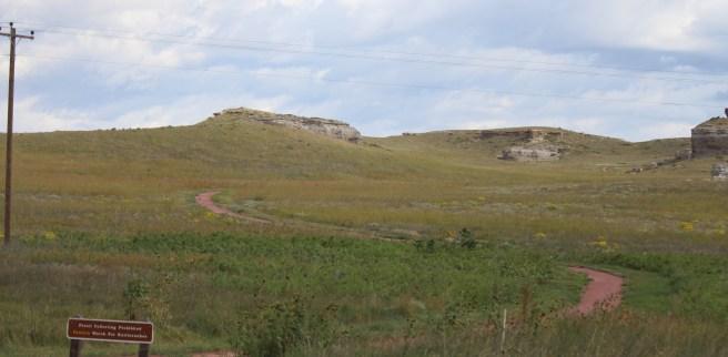 Daemonelix Trail