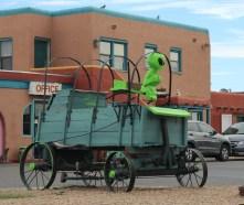 Alien Wagon in Roswell