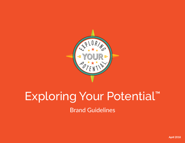 Exploring Your Potential Brand Style Guide