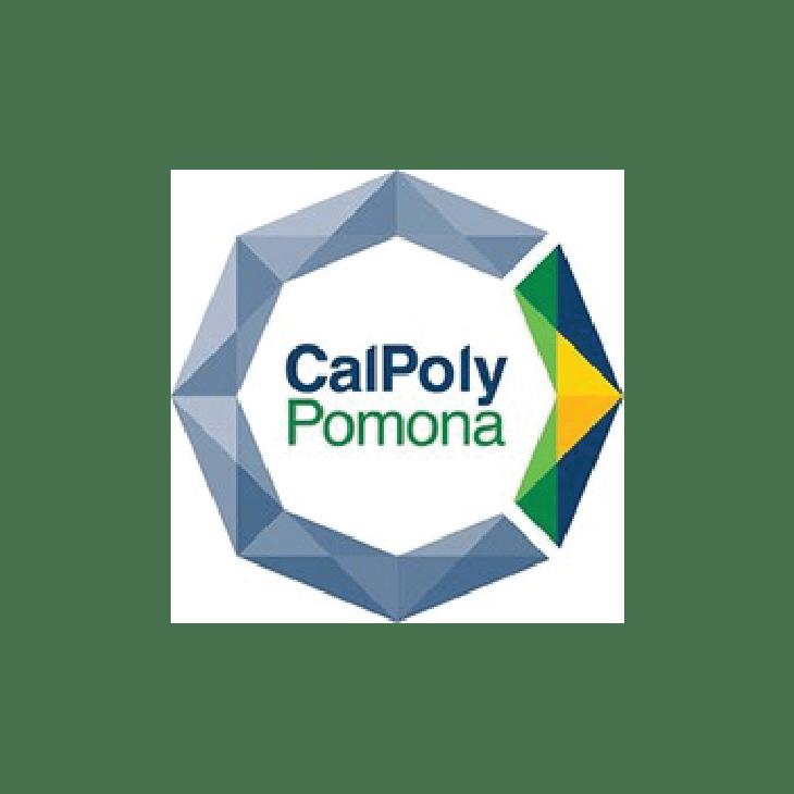 Image: California State Polytechnic University Pomona logo