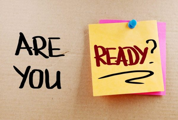 Image: Are You Ready Concept