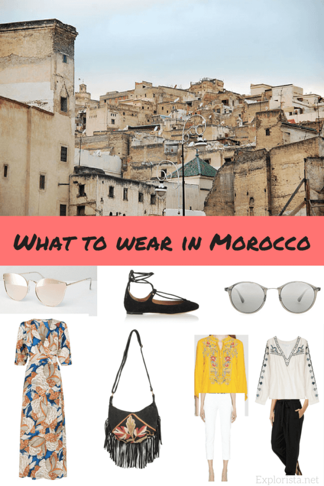 What to wear in Morocco (1)