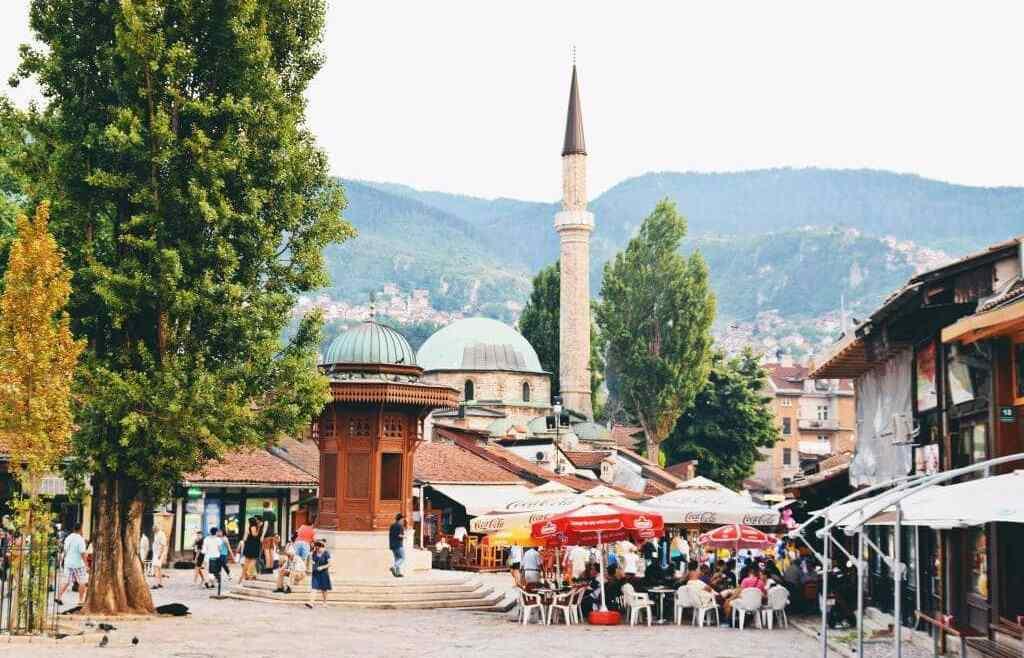 Top tips for visiting Sarajevo in Bosnia and Herzegovina