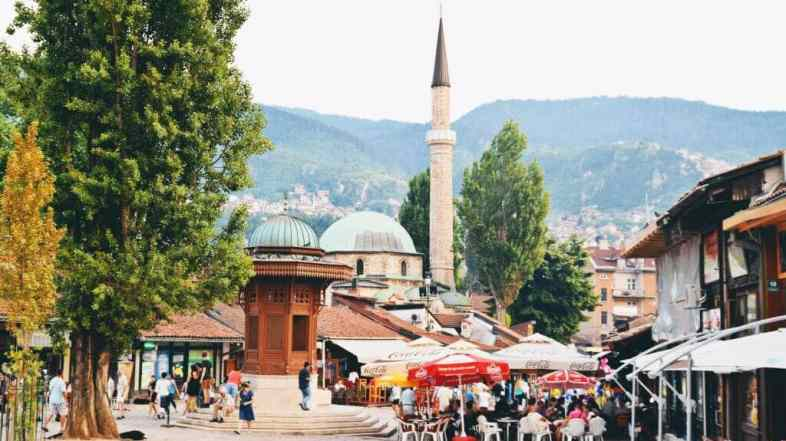 Top tips for visiting Sarajevo in Bosnia and Herzegovina