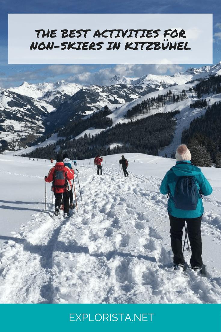 non skiers