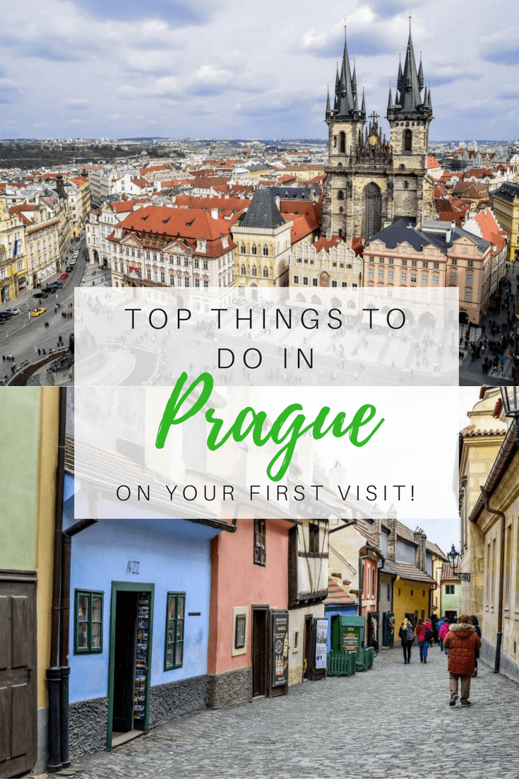 Top things to do in Prague on your first visit