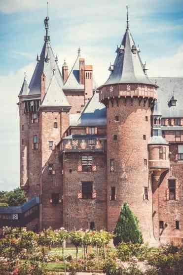DeHaar5 - Kasteel de Haar bezoeken: onze zonnige middag in het grootste kasteel van Nederland