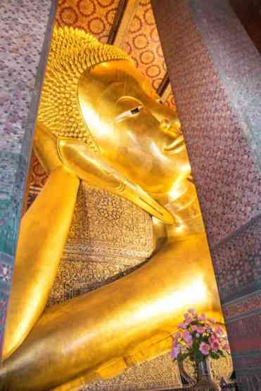 Bangkok9 - Tempels in Bangkok bezoeken: Wat Pho & Wat Arun