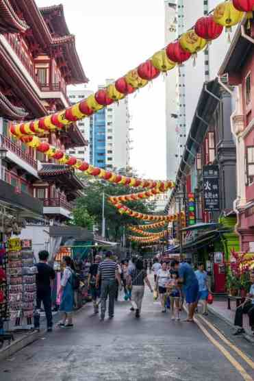 ChinatownSingapore4 - Een middagje in Little India & Chinatown in Singapore