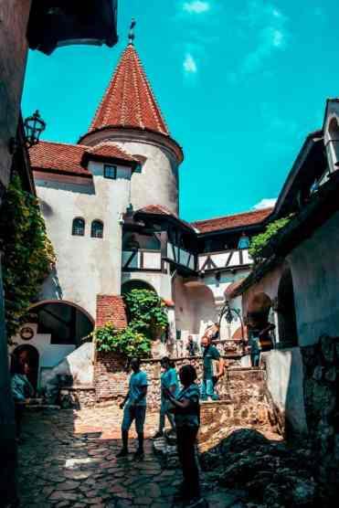Bran Castle 4 - Rondreis Roemenië: de mooiste roadtrip route door Transsylvanië en meer!
