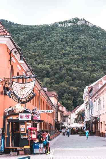 Brasov 13 - Brașov bezienswaardigheden: mijn tips voor de leukste stad van Roemenië