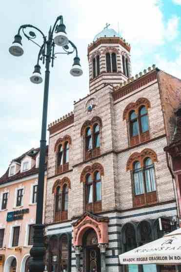 Brasov 16 - Brașov bezienswaardigheden: mijn tips voor de leukste stad van Roemenië