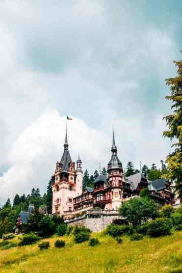 Peles Castle 2 - Rondreis Roemenië: de mooiste roadtrip route door Transsylvanië en meer!