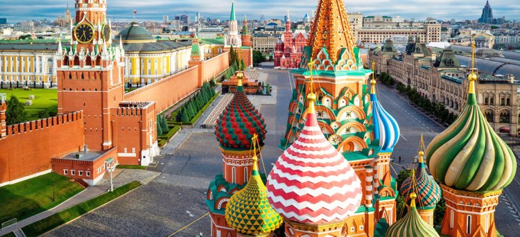 One Day Moscow Tour