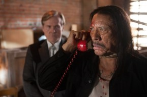 Machete Takes The Call